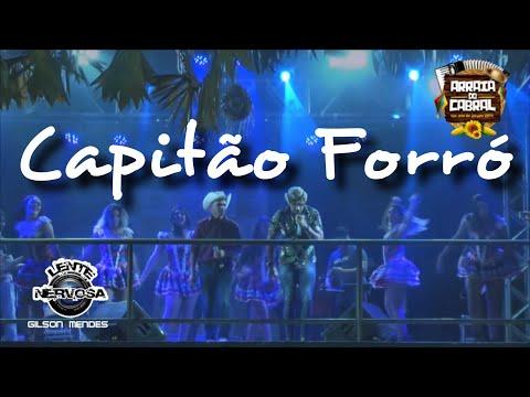 Capitão Forró - São João 2019 de São José do Jacuípe Ba