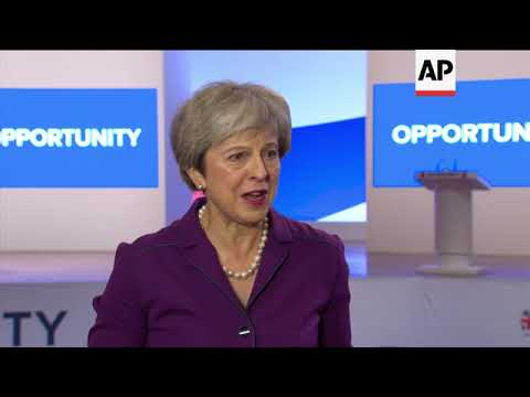 May: EU immigrants won't get priority after Brexit Mp3