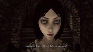 Alice Madness Returns Ending German + Platin Trophäe