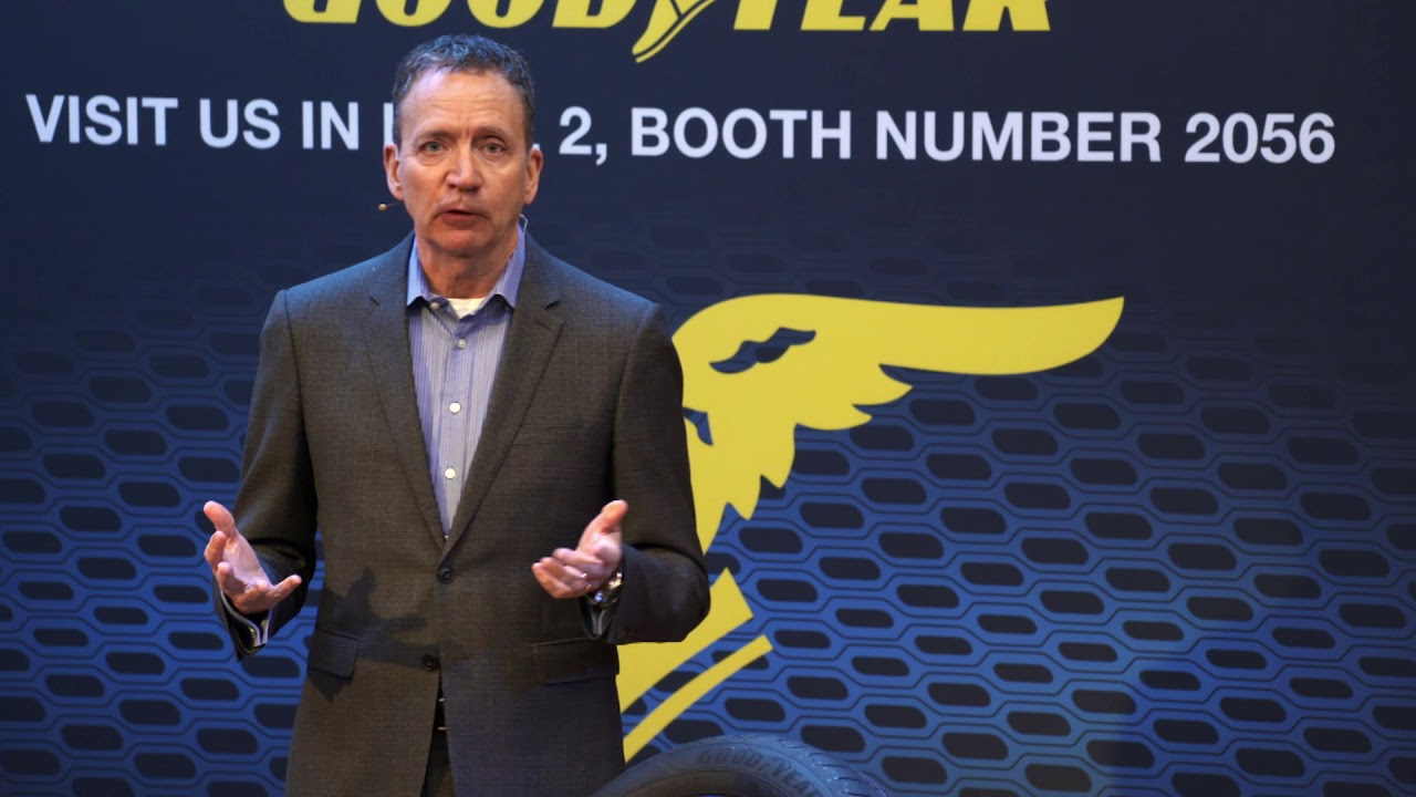 Goodyear Geneva Virtual Press Conference