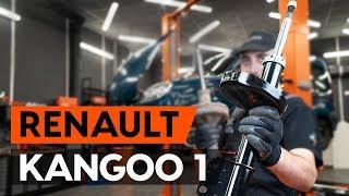 Ako vymeniť vzperu predného tlmiča na RENAULT KANGOO 1 (KC) [NÁVOD AUTODOC]