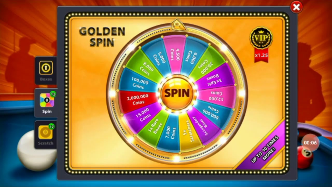 Golden Spins