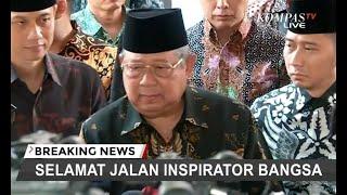 SBY: Kita Kehilangan Putra Terbaik Bangsa