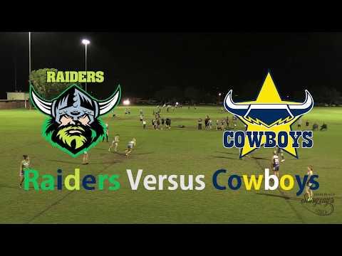Round 11 - Raiders Versus Cowboys - Inferno Super Series Women's