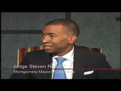 Alabama Politics With Steve Flowers: Steven Reed