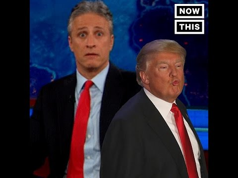 Jon Stewart's 'How to Win a Twitter War with Donald Trump'