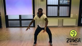 Wande Coal - Baby Hello ZUMBA Choreography by Jack Massaï