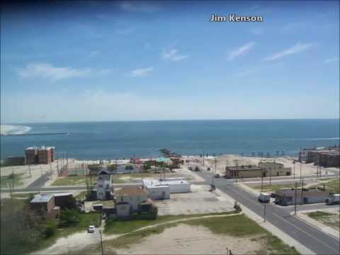 Travelling with Jim kenson: Views of Atlantic City New Jersey