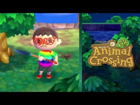 Animal Crossing New Leaf [P3] HipsterTrixx