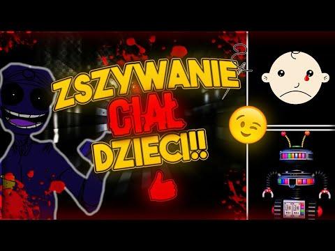 ZSZYWANIE ciał DZIECI?! SPOKO! :D   Historie Candy Cadeta- Five Nights at Freddy's thumbnail