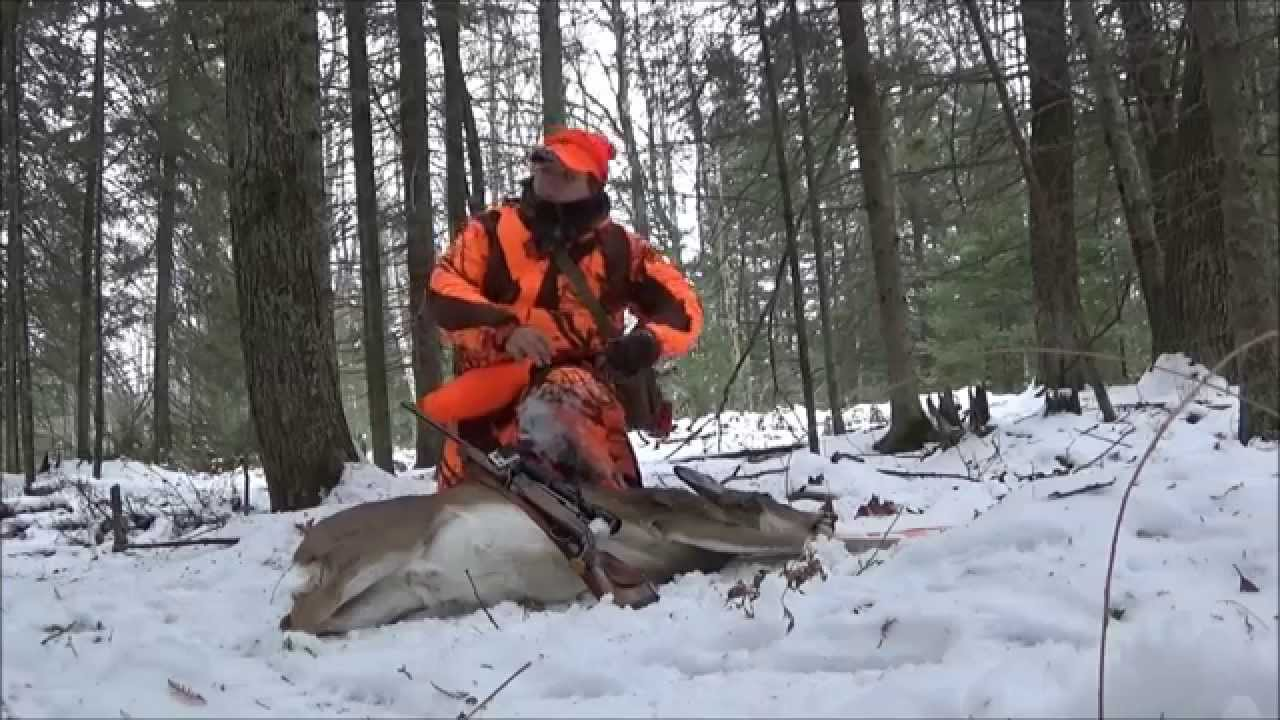 Wi 2014 Deer Hunting Gun Opener Youtube
