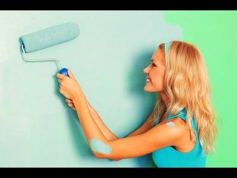 Как убрать запах краски в квартире ! Как избавиться от запаха полезные советы