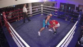 Ultra White Collar Boxing Glasgow | Fight 14