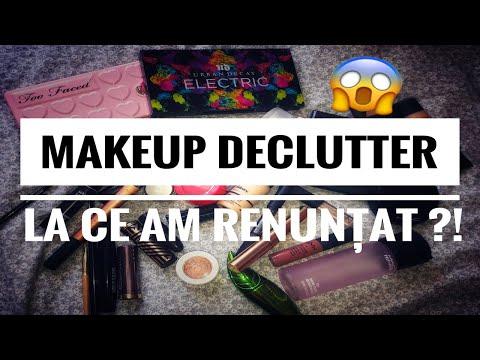 Curățenie la makeup | Ce nu am păstrat?