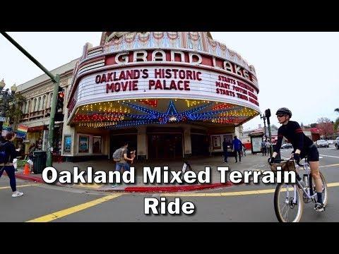 Oakland Mixed Terrain Bike Ride
