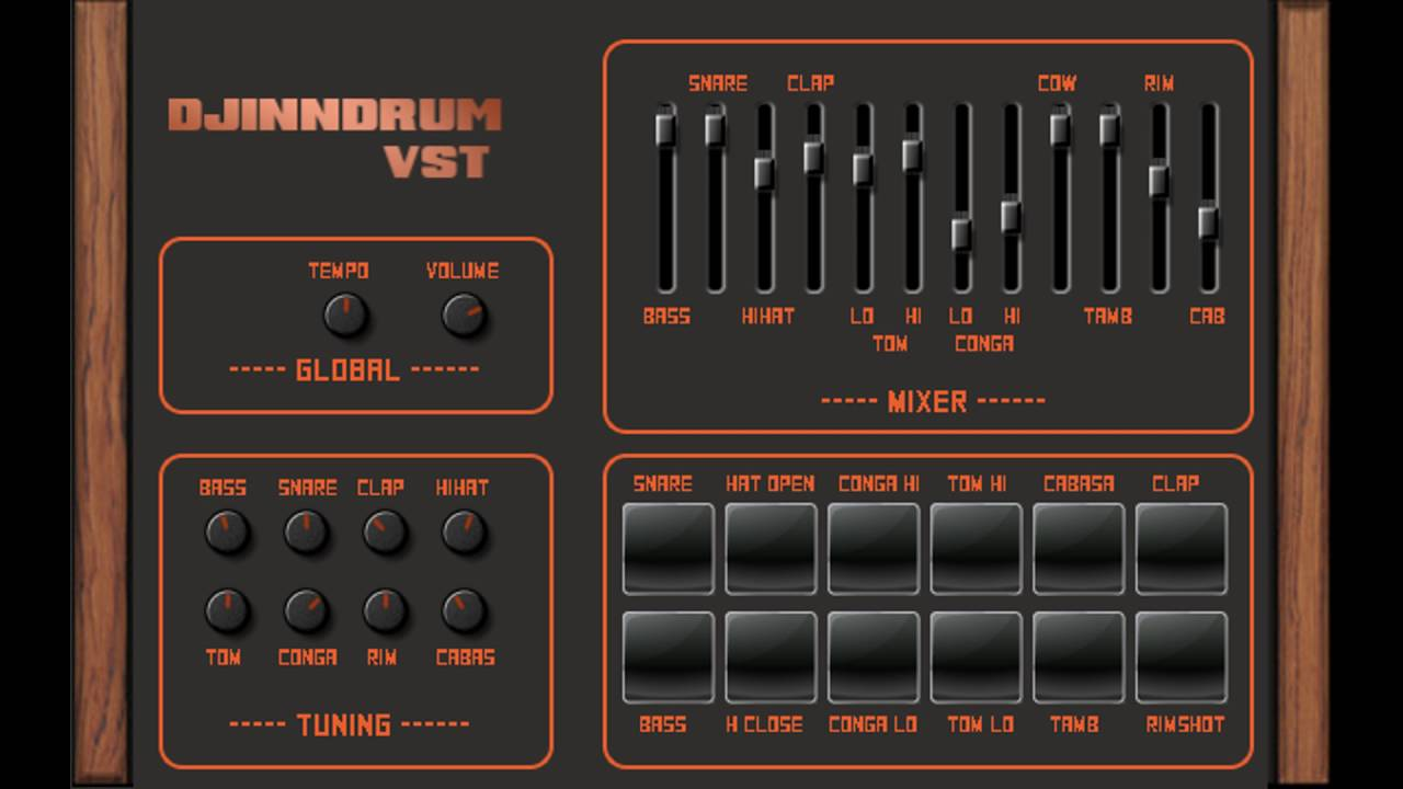 free linndrum lm 2 drum machine vst emulation youtube. Black Bedroom Furniture Sets. Home Design Ideas
