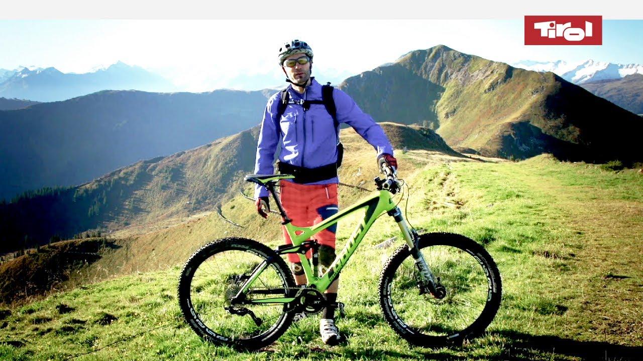mountainbike equipment
