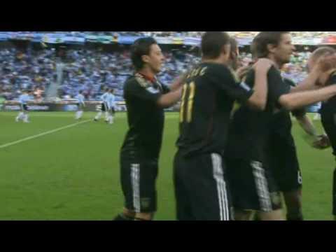Argentinien Deutschland 2010