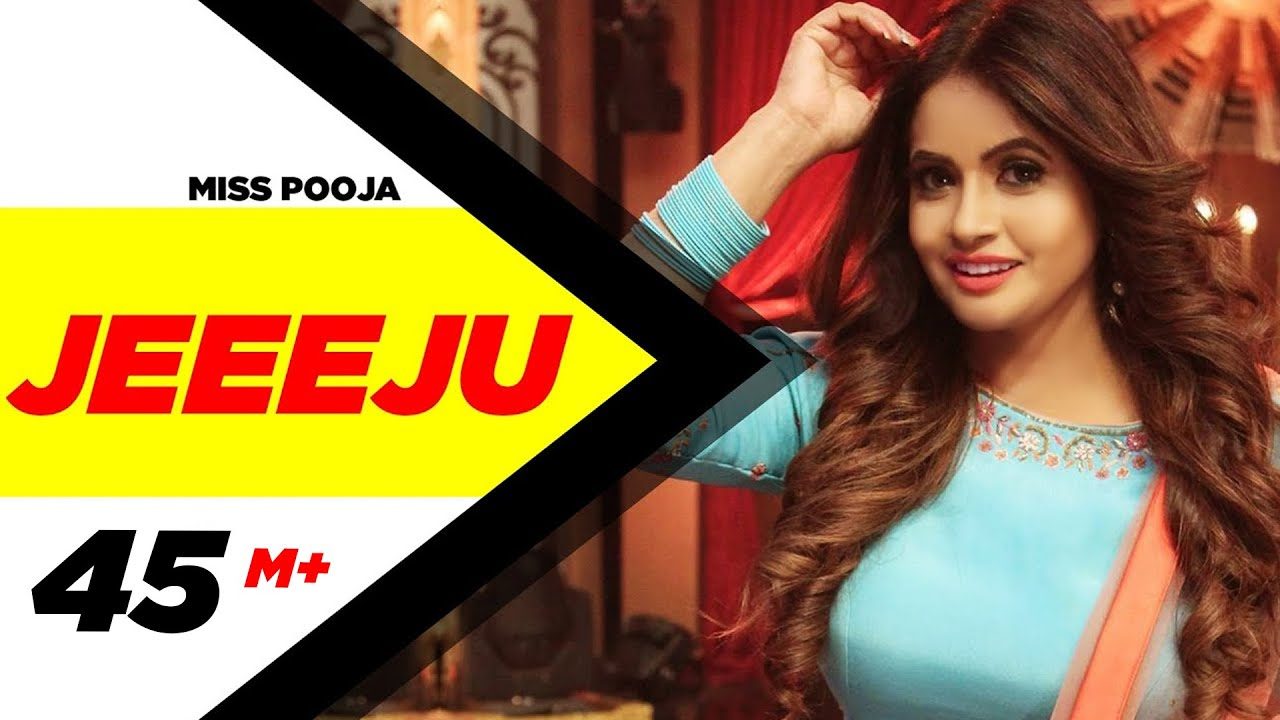 Jeeeju | Miss Pooja Ft Harish Verma  | G Guri | Latest Punjabi Song 2017 | Speed Records