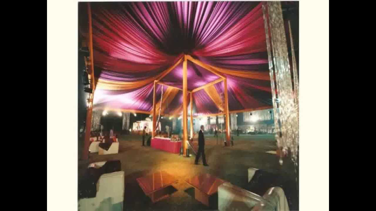 Best wedding decoration stores youtube junglespirit Choice Image