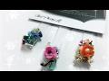 18 Bài thực hành hướng dẫn học cách đắp hoa bột nail, đắp fantasy hoa bột lên móng tay bài 1