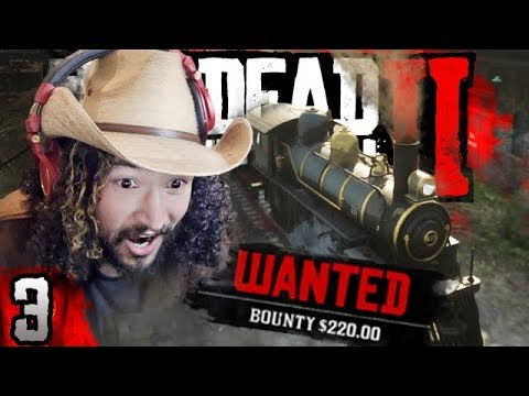 WANTED MAN & DRUNK LENNY : Red Dead Redemption 2 Part 3