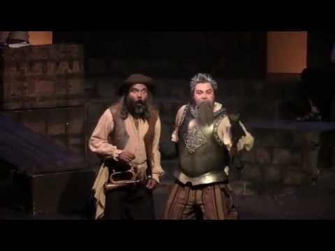 Man Of La Mancha at Sierra Repertory Theatre