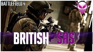 BF4 ➤ BRITISH SAS - Loadout - Gameplay FR