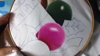 Pintura en tela esferas 1 con cony