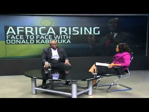 Africa rising - A one-on-one with Dr Donald kaberuka