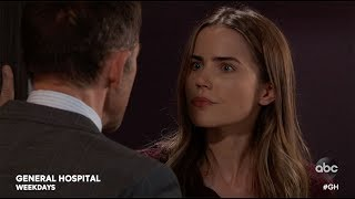 General Hospital Clip: Did You Tell Michael About Our Arrangement?