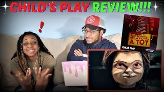CHILD'S PLAY MOVIE REVIEW!! (SPOILERS)
