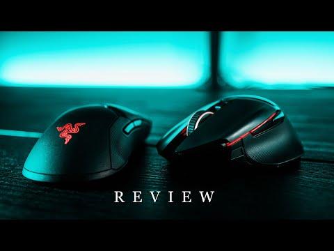 BEST Wireless Gaming Mouse?! Razer Viper Ultimate & Razer Basilisk Ultimate Review