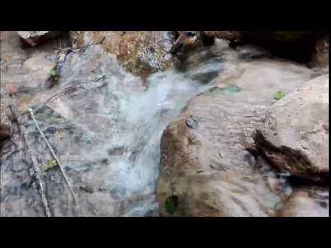 Water Flow In Hiking Trail 5 - Margalla Hills National Park - Islamabad, Pakistan