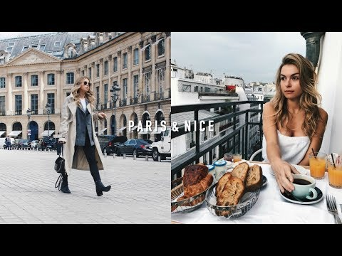 WHAT TO DO, EAT + WEAR IN PARIS + NICE, FRANCE | Allegra Sha