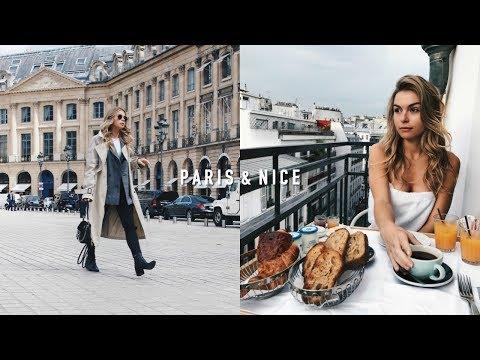 PARIS TRAVEL DIARY   Allegra Shaw