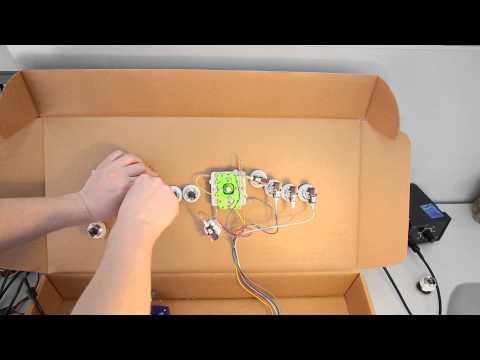 Аркадный игровой автомат своими руками - 4 монтаж прототипа