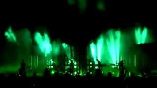 "Nine Inch Nails performing ""Reptile"" @ Fuji Rock Festival in Yuzawa..."