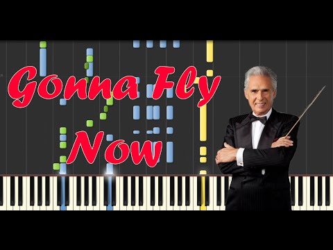 Rocky - Gonna Fly Now (Piano Cover)