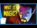 DOCTOR STRANGE: What is Marvel Magic?? | Auram's Corner  (feat. The Imaginary Axis)