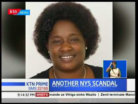 KTN Prime: National Youth Service scandal