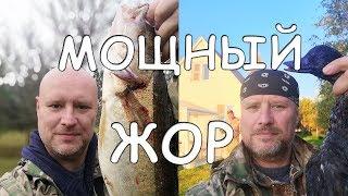Чуть не утонули Трое в лодке Охота на утку Рыбалка на Волге Озера Тверской области