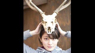 Mステ出演で注目の【水曜日のカンパネラ】コムアイ何と特技は鹿の解体。...