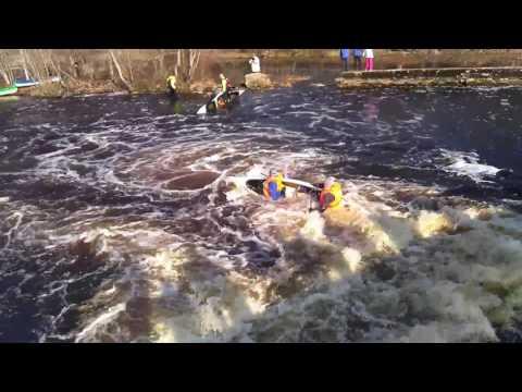 Türi-Tori kiirlaskumise 2017, Jändja KP veskitamm