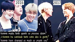 Yoonmin (Análise|Análisis|Analysis) Yoonmin have changed as much as people say? [PT/ESP/END]