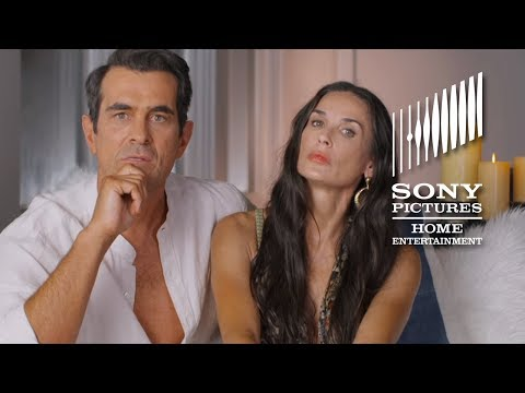 Rough Night - Demi Moore & Ty Burrell as the Naughty Neighbors