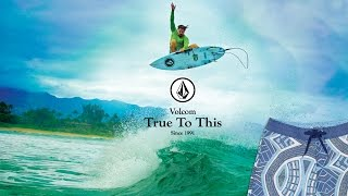 "Volcom Stone presents True To This: Mitch Coleborn, ""I Don't Think of Perfect Blue"""