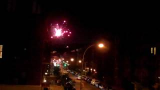 EPIC FIREWORK BATTLE IN NYC HISTORY 2011 EXTREME