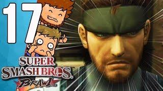 CACHÉ DANS UN CARTON 📦 | Super Smash Bros Brawl Ep.17