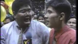 1998 PBA Governors Cup - Finals Shell vs Mobiline - Part 4